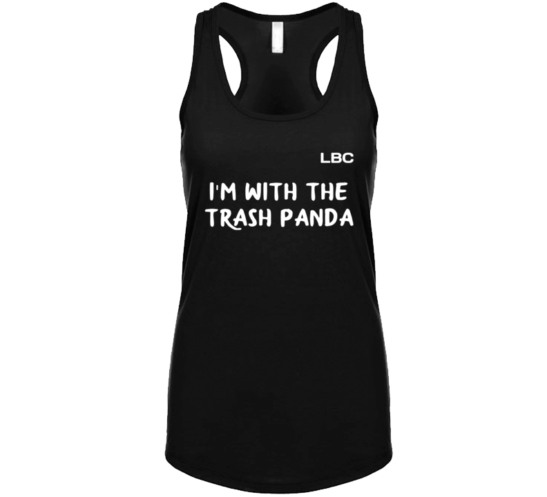 I'm With The Trash Panda Tanktop