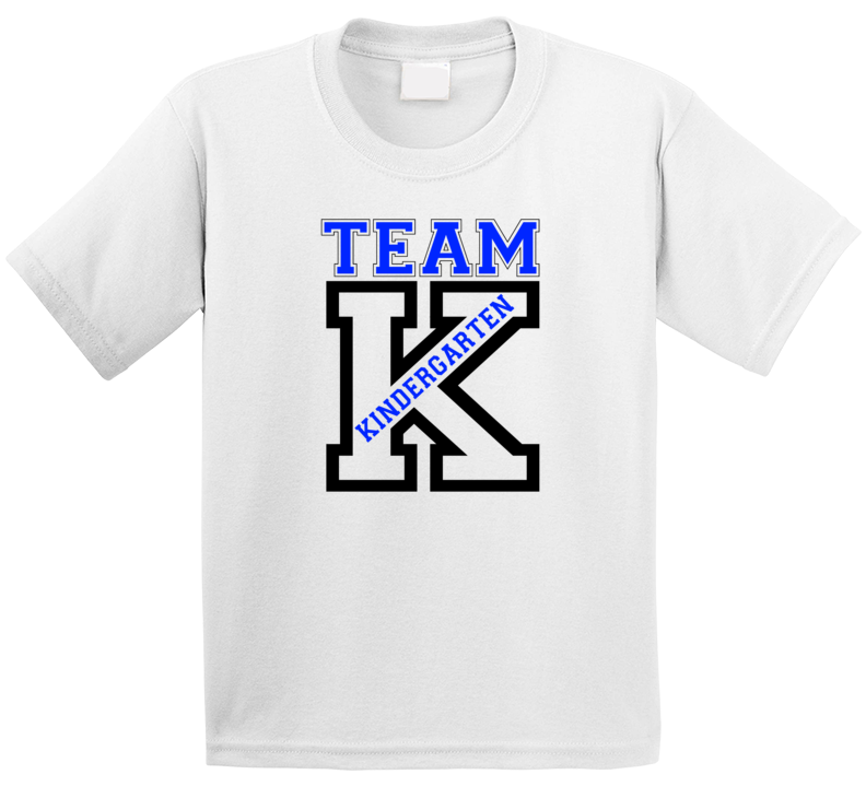 Team Kindergarten T Shirt