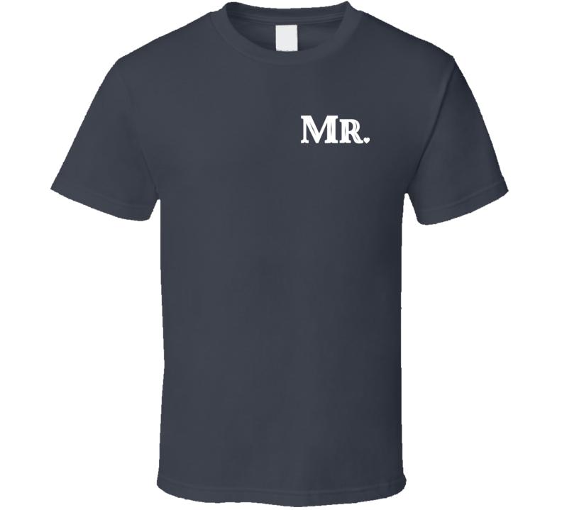 Mr. T Shirt