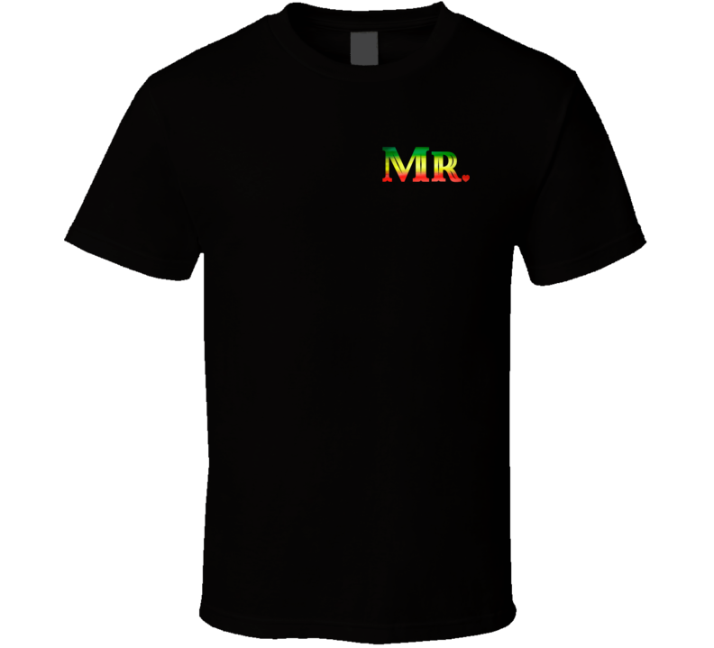 Mr & Mrs - Mr T Shirt