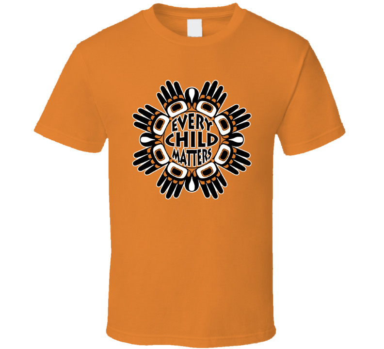Orange Shirt Day - Every Child Matters T Shirt