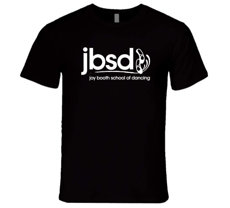Joy Booth School Of Dancing T Shirt