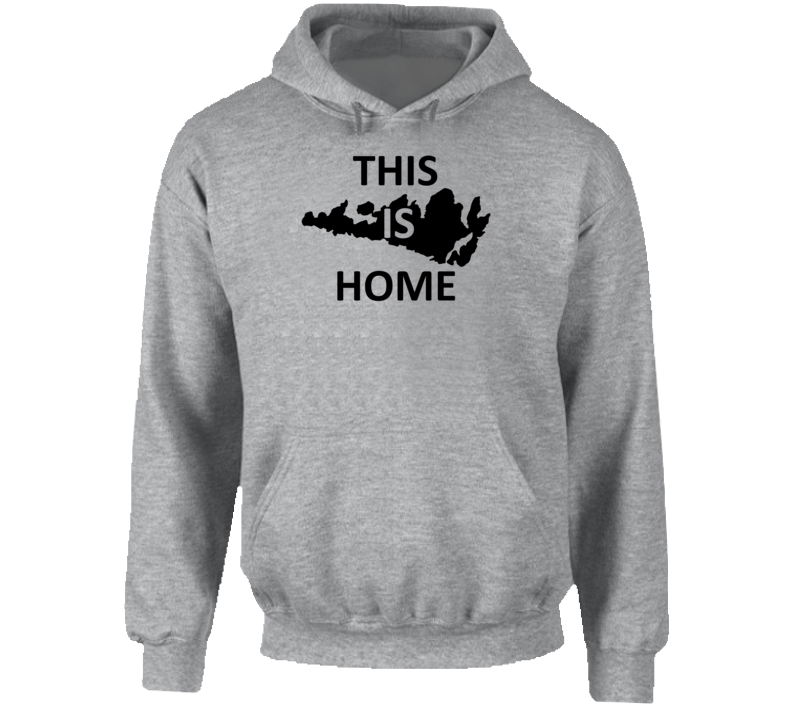 Manitoulin Island - This Is Home Hoodie