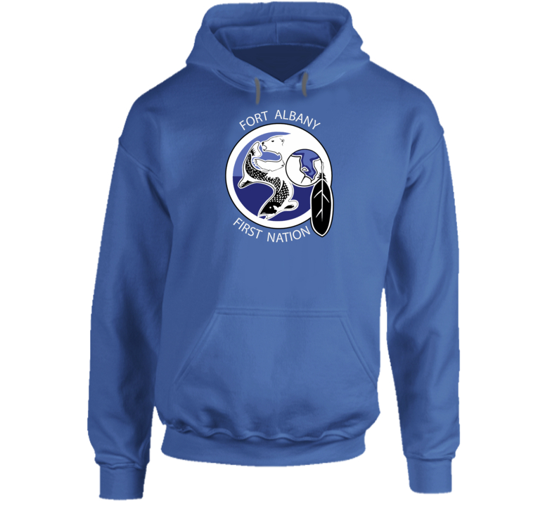 Fort Albany First Nation Hoodie