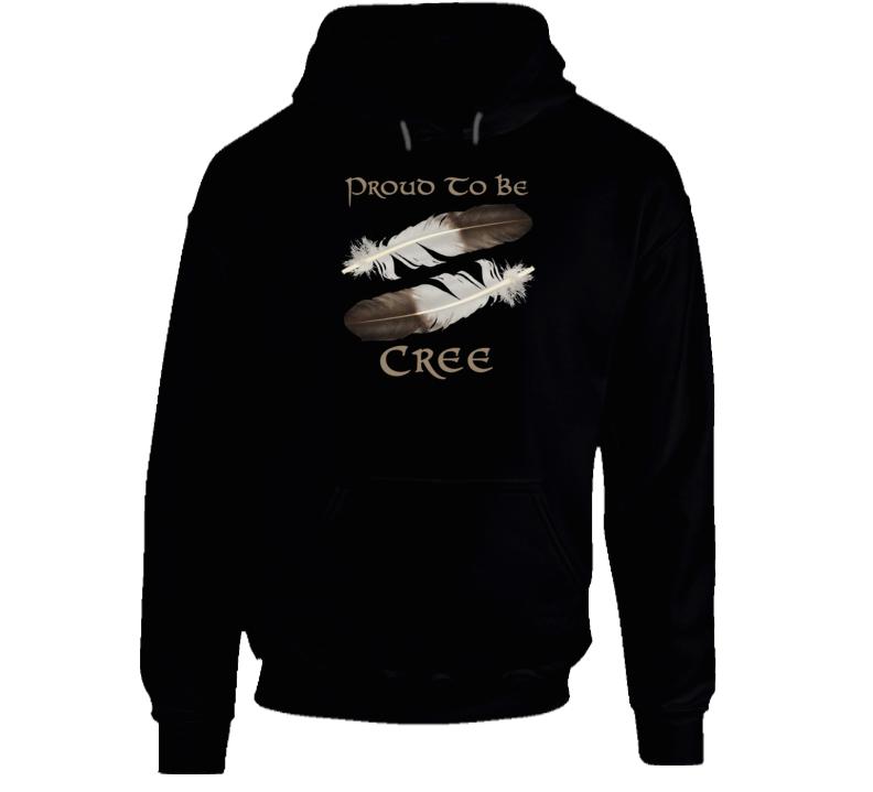 Proud To Be Cree Hoodie