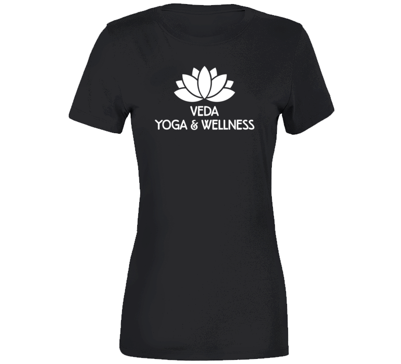 Veda Yoga & Wellness Ladies T Shirt