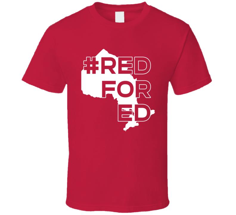 #redfored T Shirt