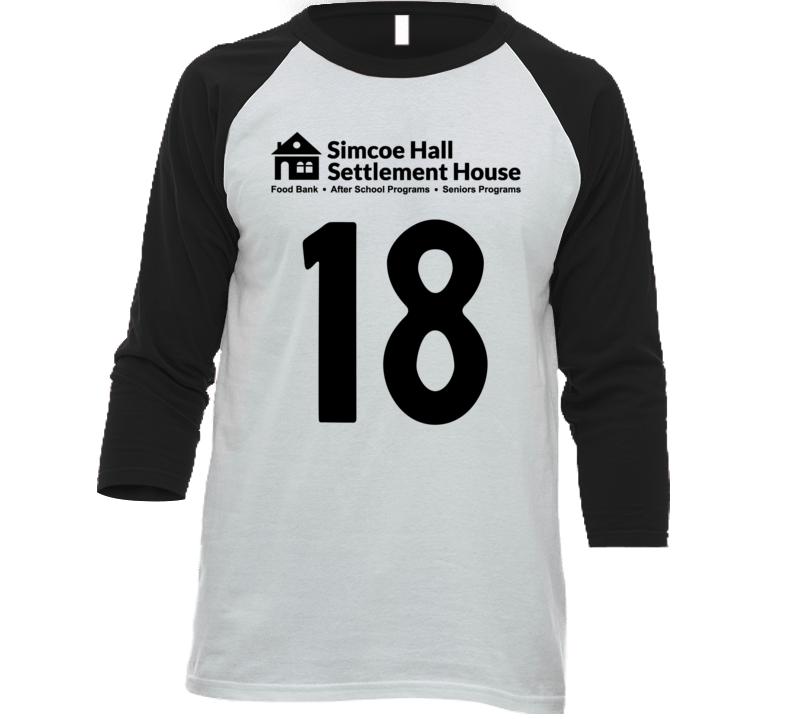 Simcoe Hall Settlement House Jersey - 18 T Shirt