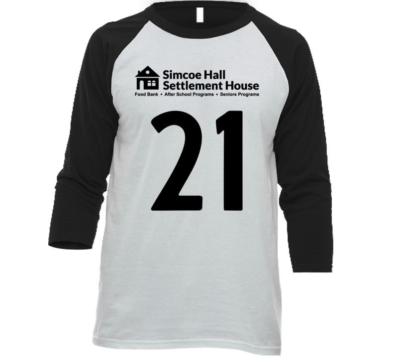 Simcoe Hall Settlement House Jersey - 21 T Shirt