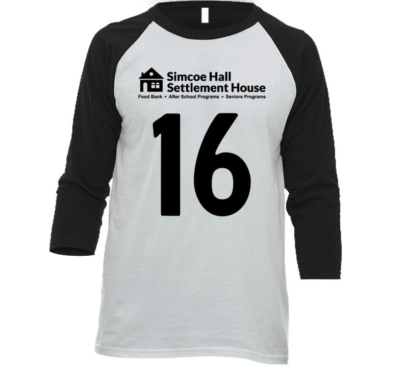 Simcoe Hall Settlement House Jersey - 16 T Shirt