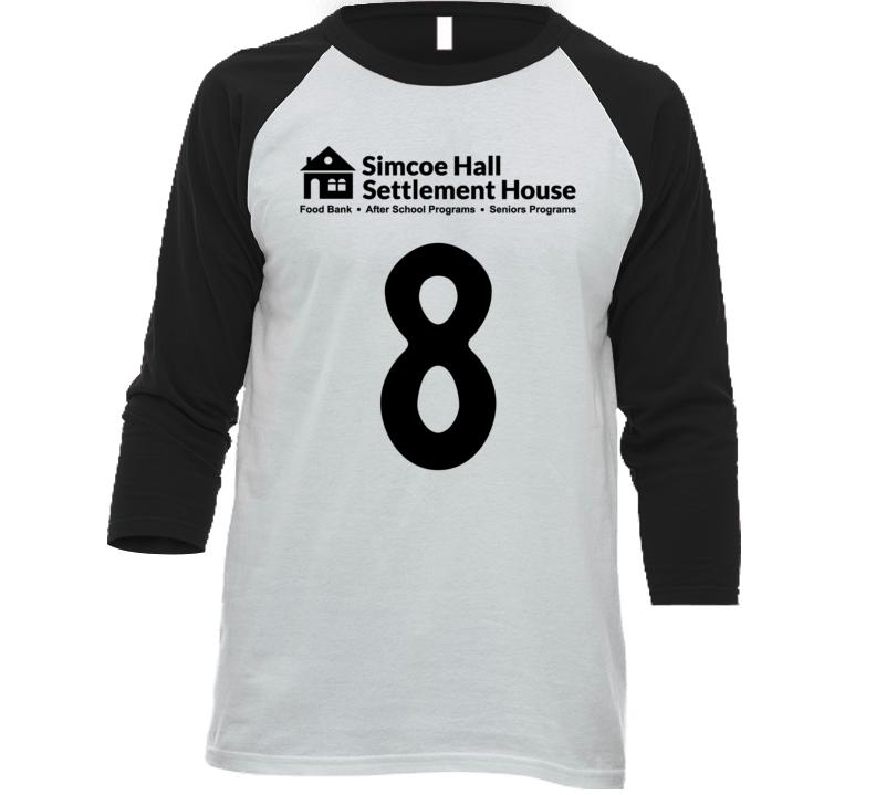 Simcoe Hall Settlement House Jersey - 8 T Shirt