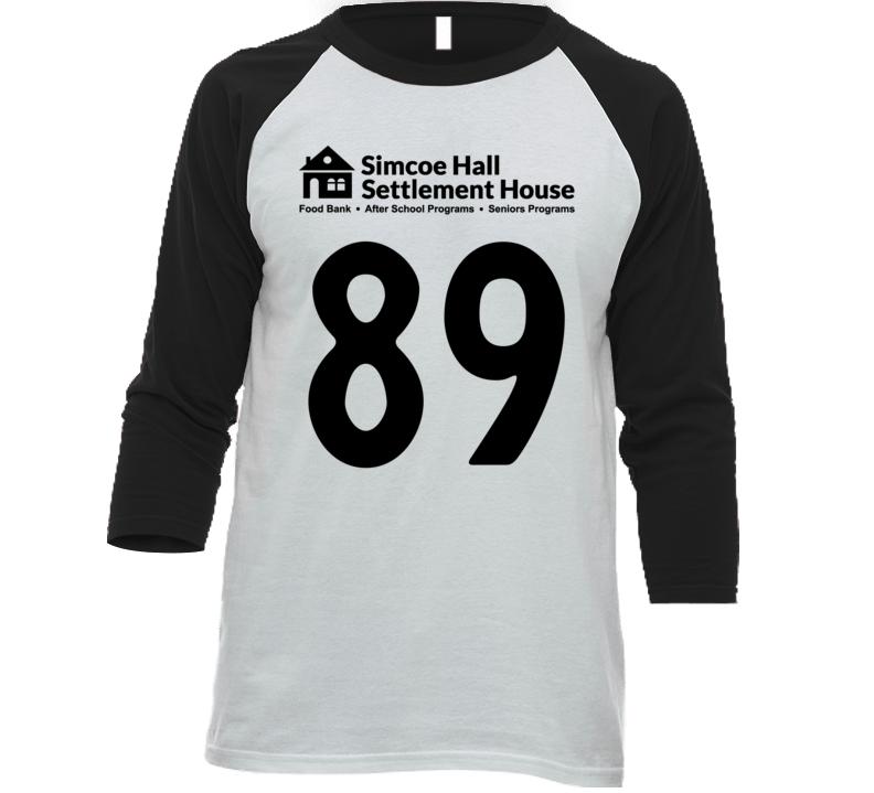 Simcoe Hall Settlement House Jersey - 89 T Shirt