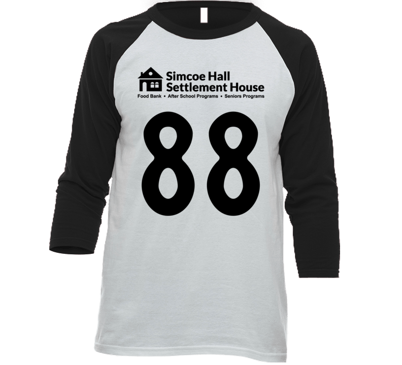 Simcoe Hall Settlement House Jersey - 88 T Shirt