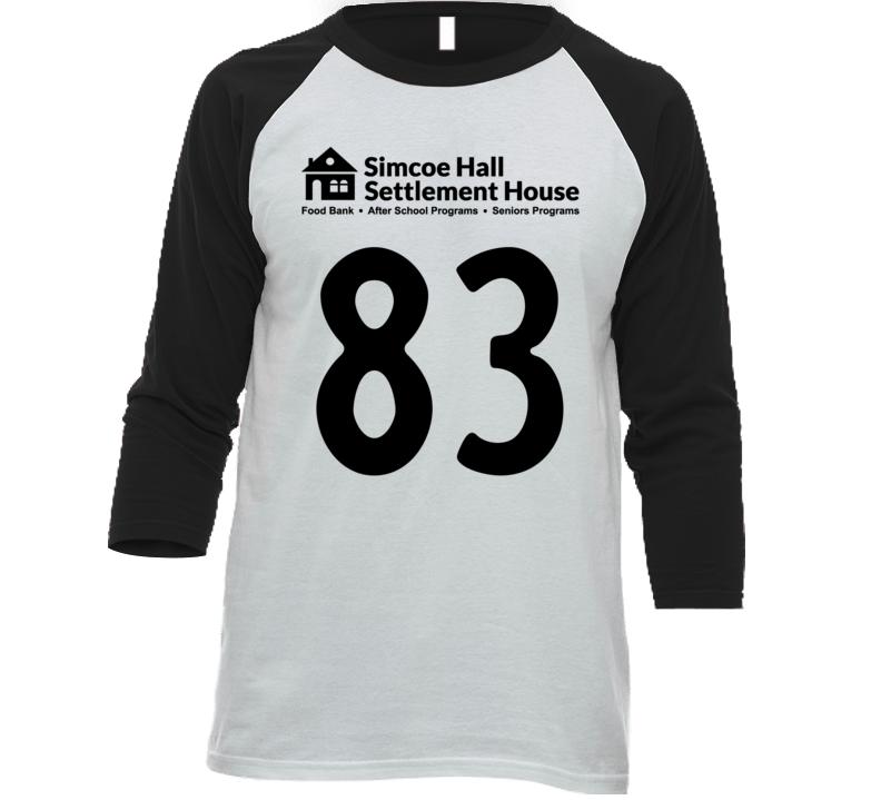 Simcoe Hall Settlement House Jersey - 83 T Shirt