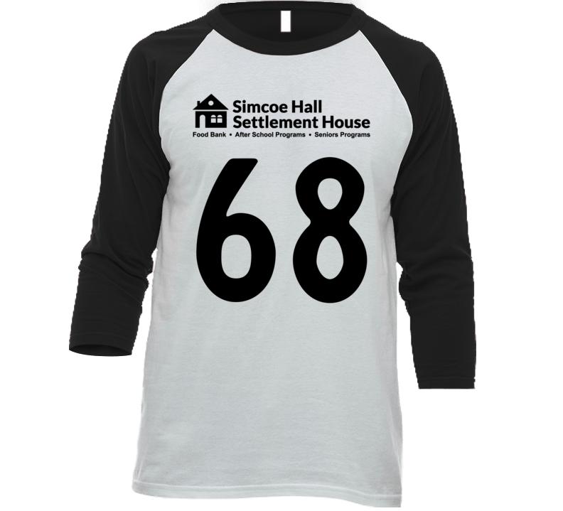 Simcoe Hall Settlement House Jersey - 68 T Shirt