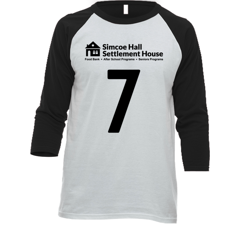 Simcoe Hall Settlement House Jersey - 7 T Shirt