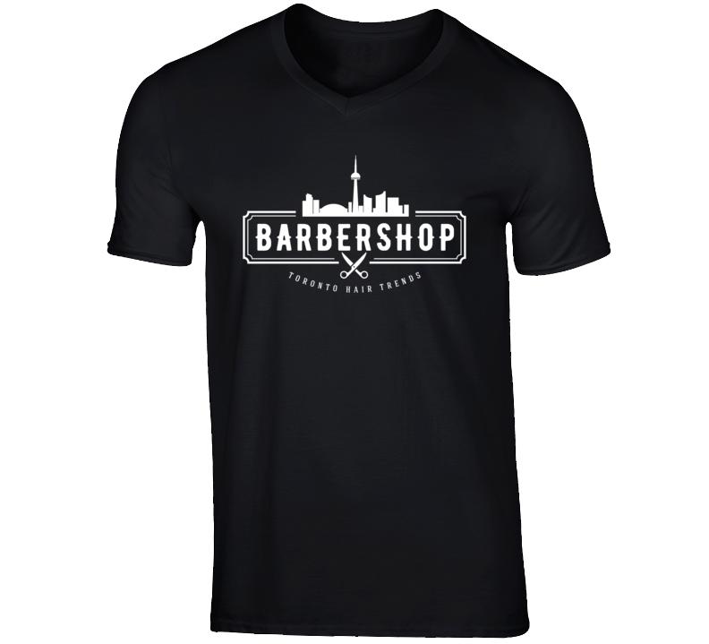 Barbershop Toronto Hair Trends T Shirt
