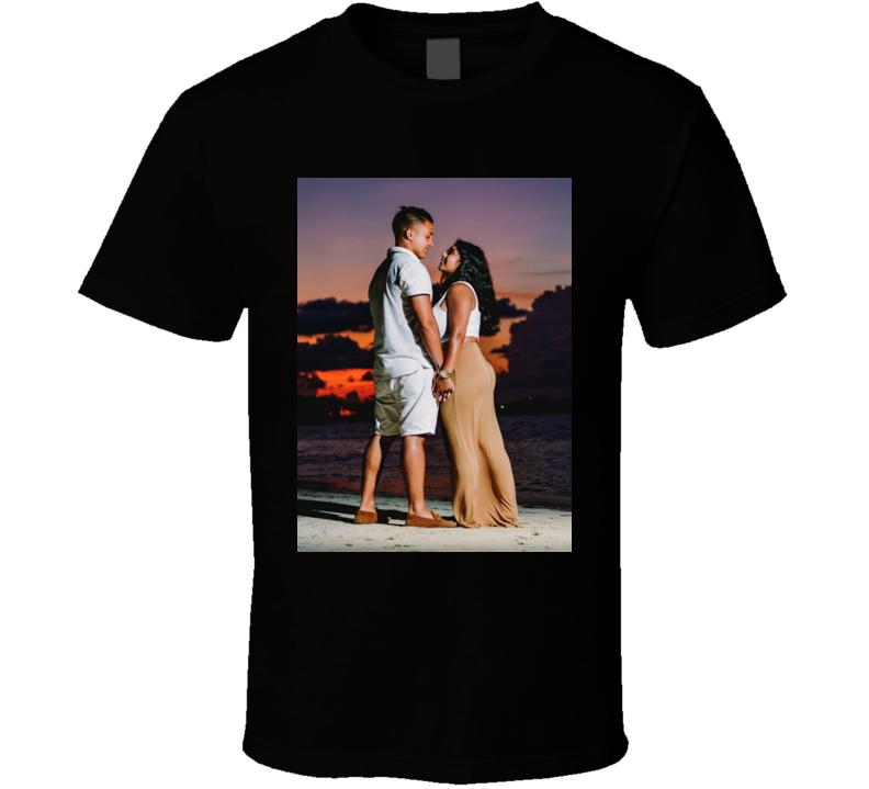 Couple Photo T Shirt