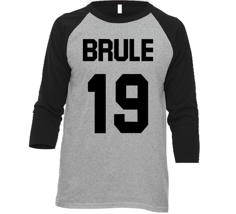 Team Brule #19 Jersey T Shirt