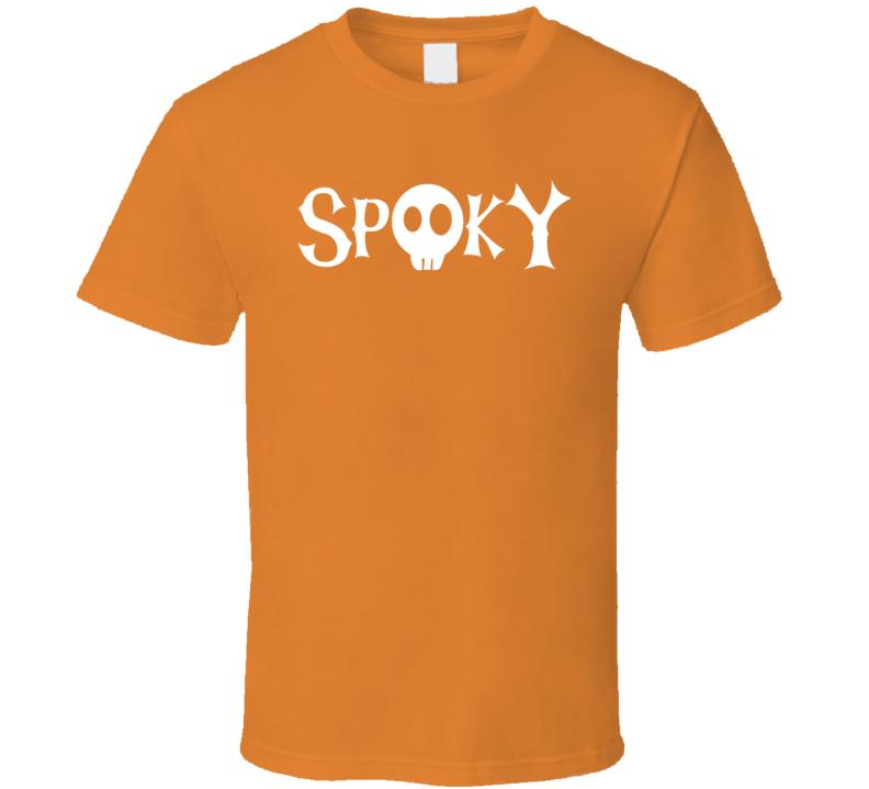 Spooky T Shirt