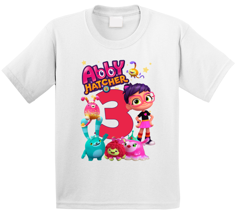 Abby Hatcher Birthday T Shirt