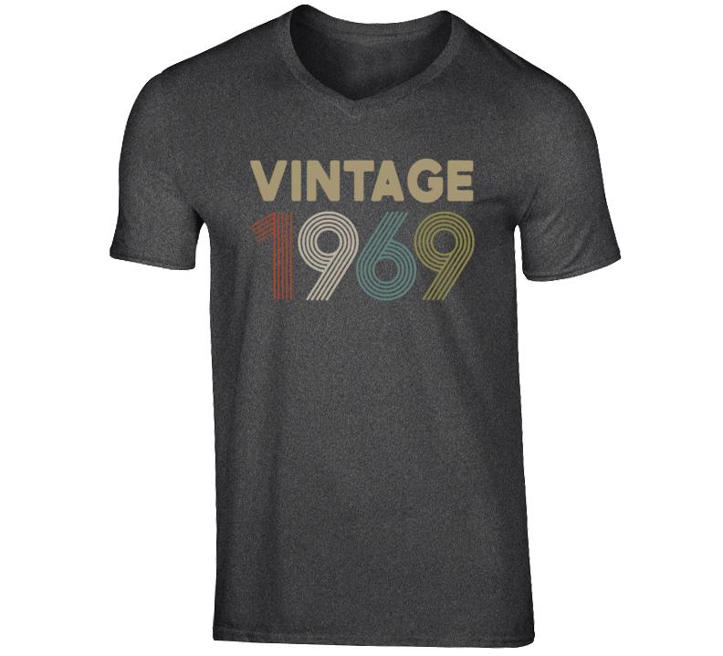 Vintage 1969 T Shirt