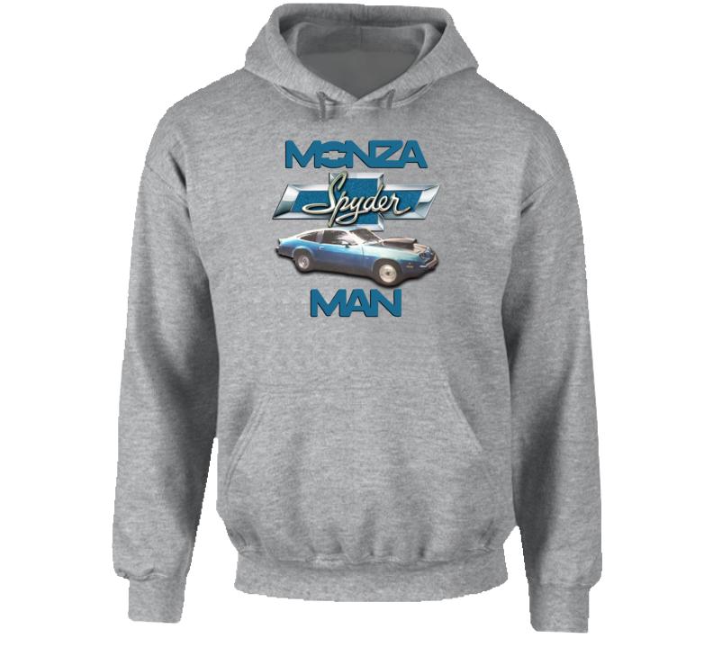 Monza Spyder Man Hoodie