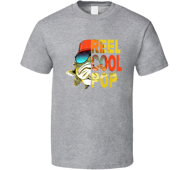 Reel Cool Pop T Shirt