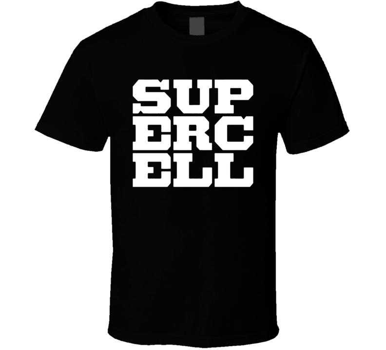 Supercell T Shirt