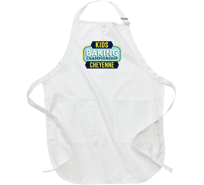 Kids Baking Championship ( Customize With Name) Apron