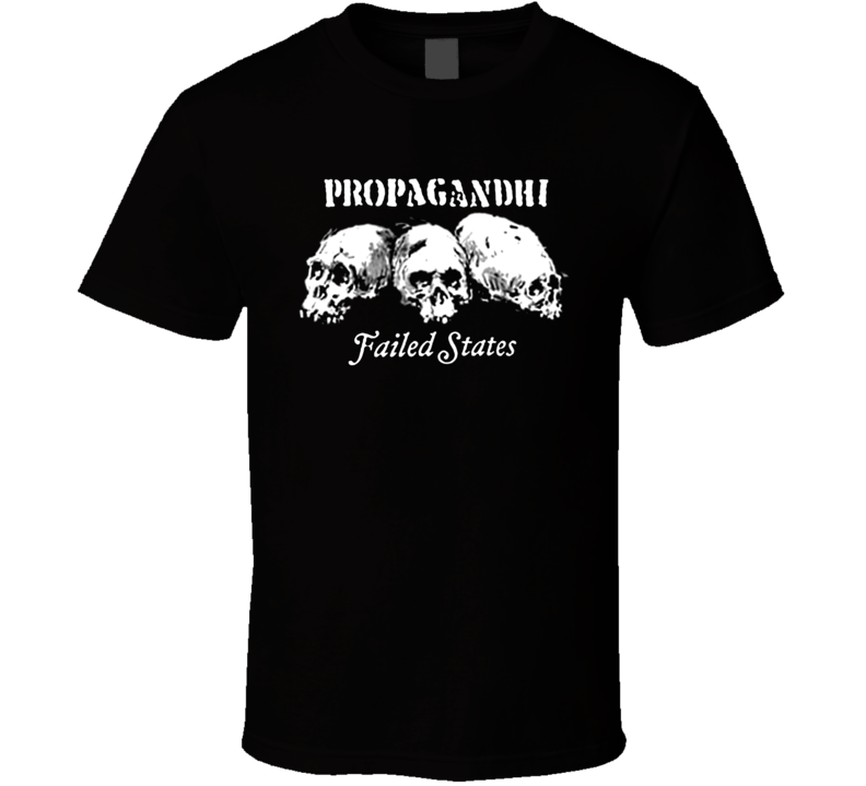 Propagandhi T Shirt