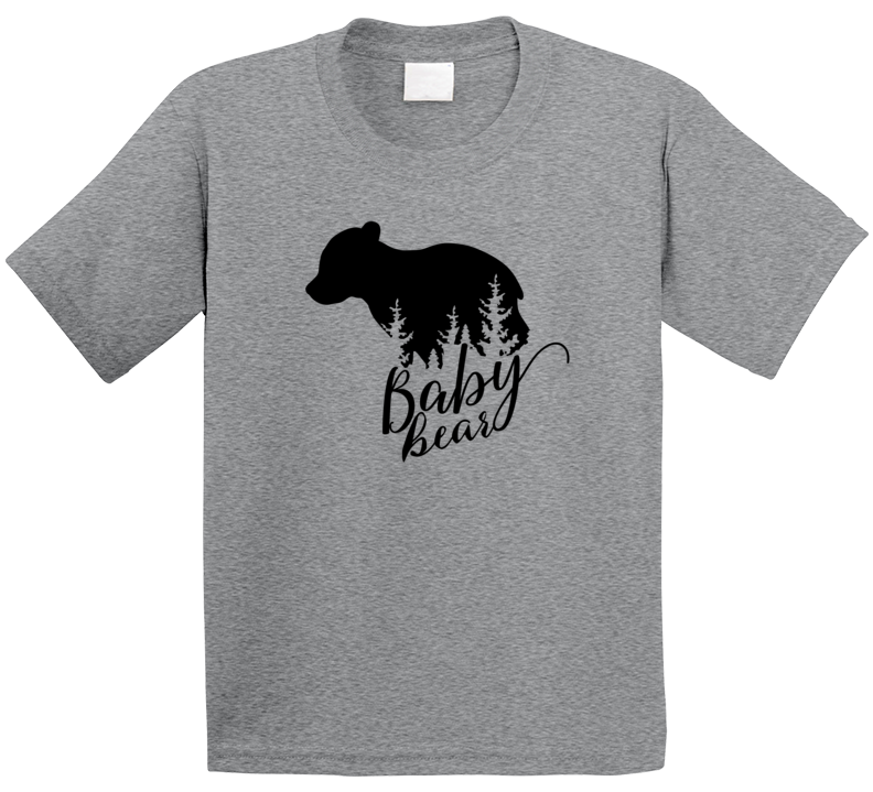 Bear Family - Baby Bear T Shirt
