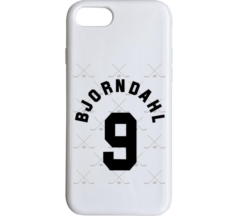 Bjorndahl #9 Hockey Theme Phone Case