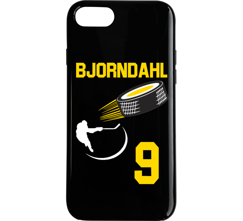 Bjorndahl #9 Hockey Phone Case