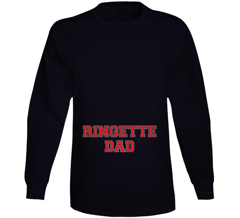 Ringette Dad Long Sleeve