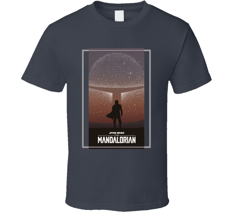 Star Wars The Mandalorian T Shirt