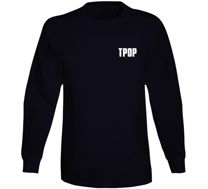 Tpop (front) Long Sleeve