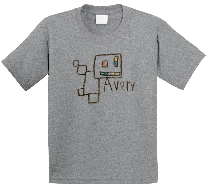 Avery's Drawing T Shirt