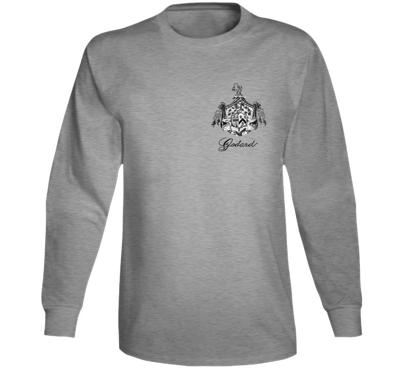Godard Family Crest Long Sleeve