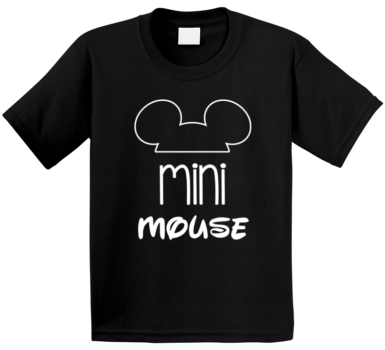 Mouse Family - Mini Mickey T Shirt