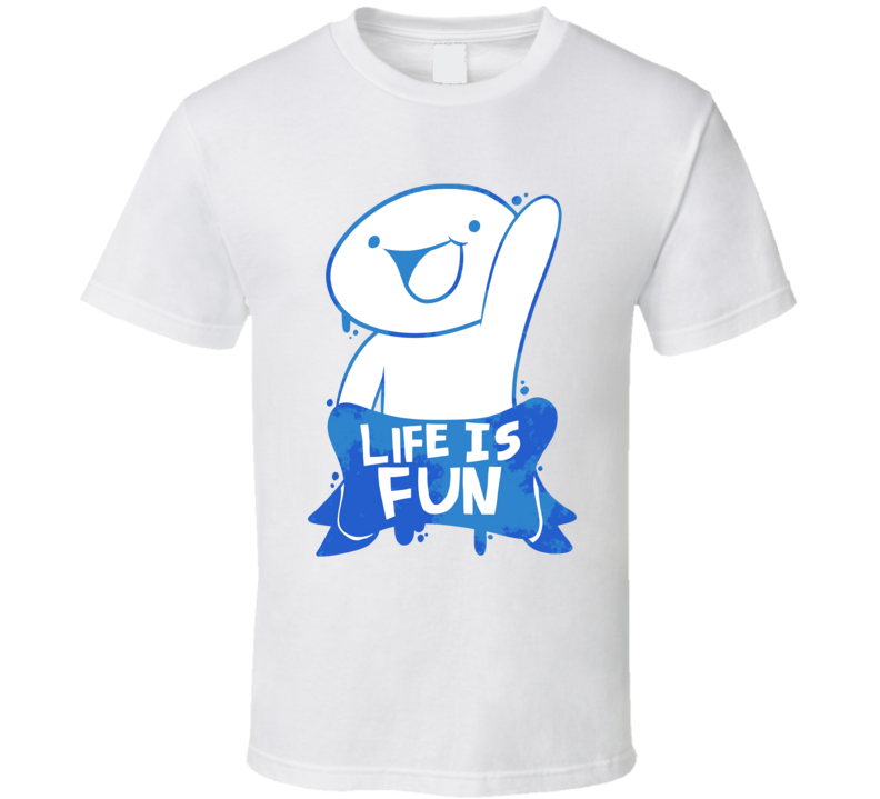 Life Is Fun T Shirt