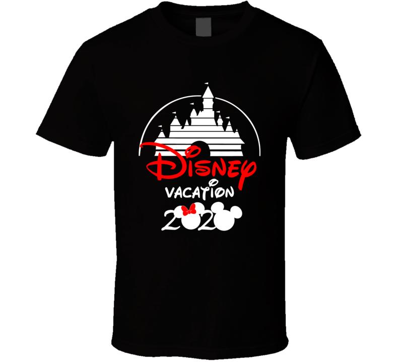 Disney Vacation 2020 T Shirt