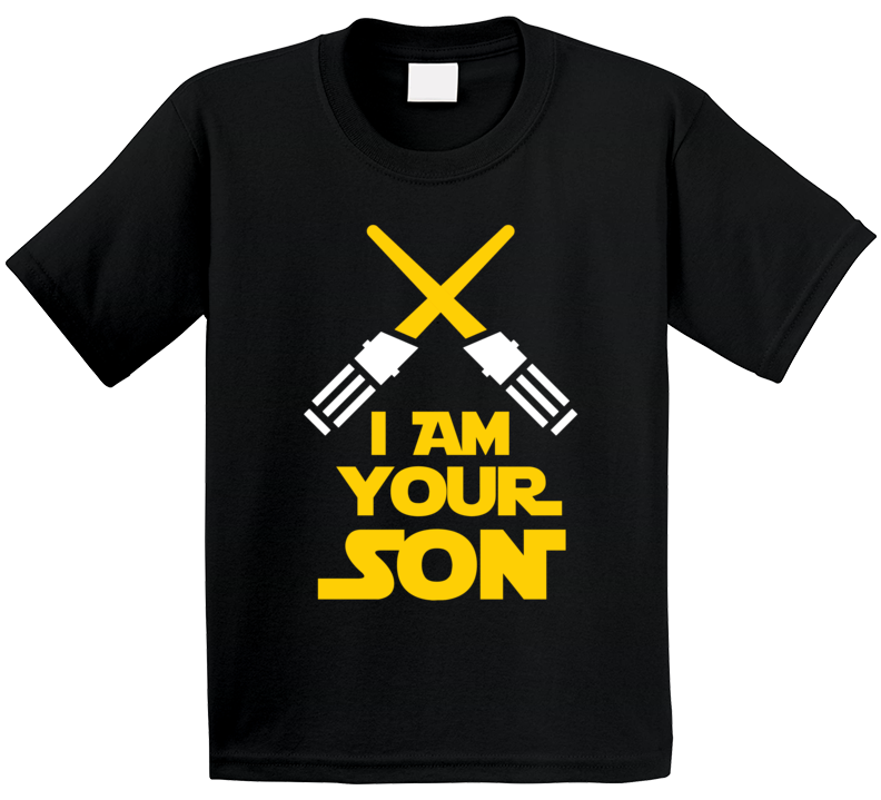 Star Wars - I Am Your Son T Shirt
