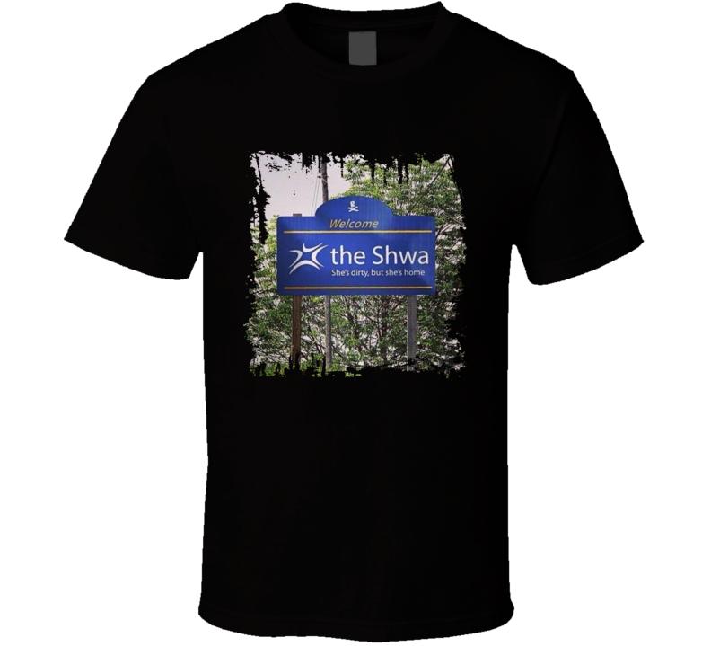 Oshawa Aka The Shwa T Shirt