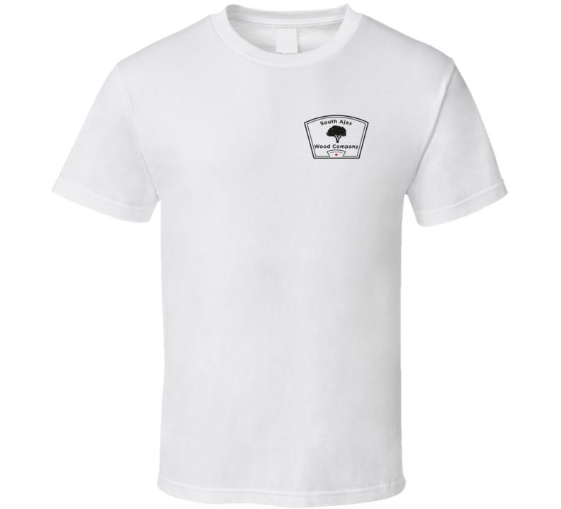 South Ajax Wood Company T Shirt