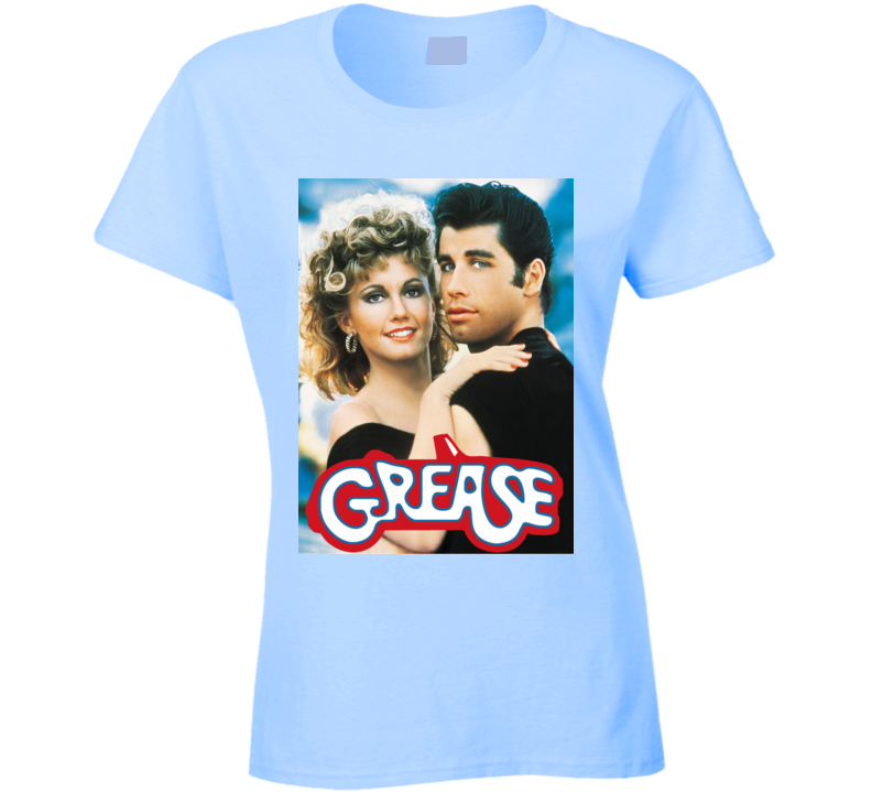 Grease Ladies T Shirt