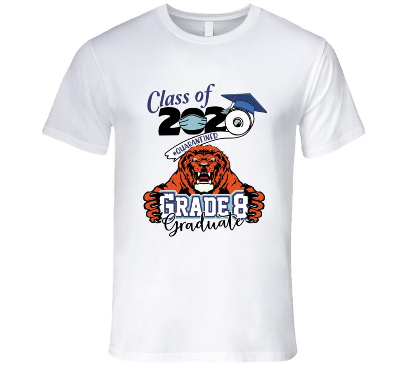 West Lynde Grade 8 Graduate Class Of 2020 T Shirt