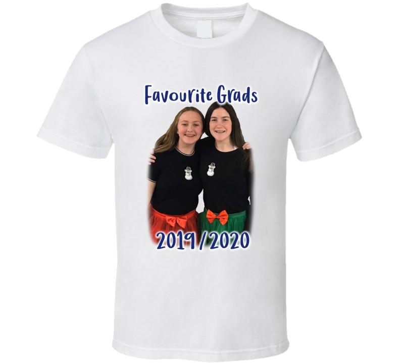 Favourite Grads 2019/2020 T Shirt
