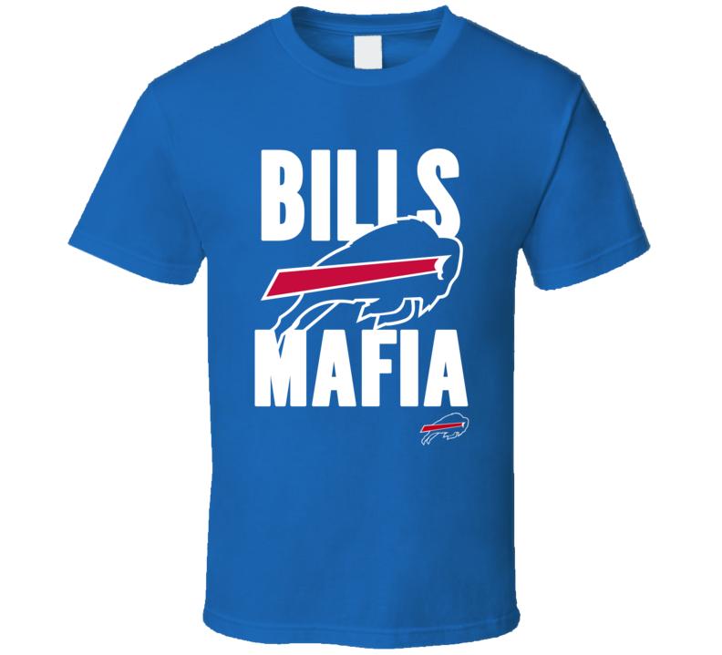 Buffalo Bills Mafia Fan T Shirt