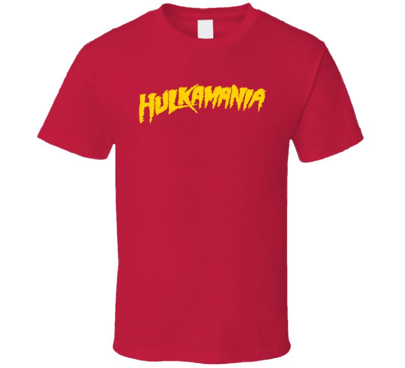 80s Wrestling Fan T Shirt